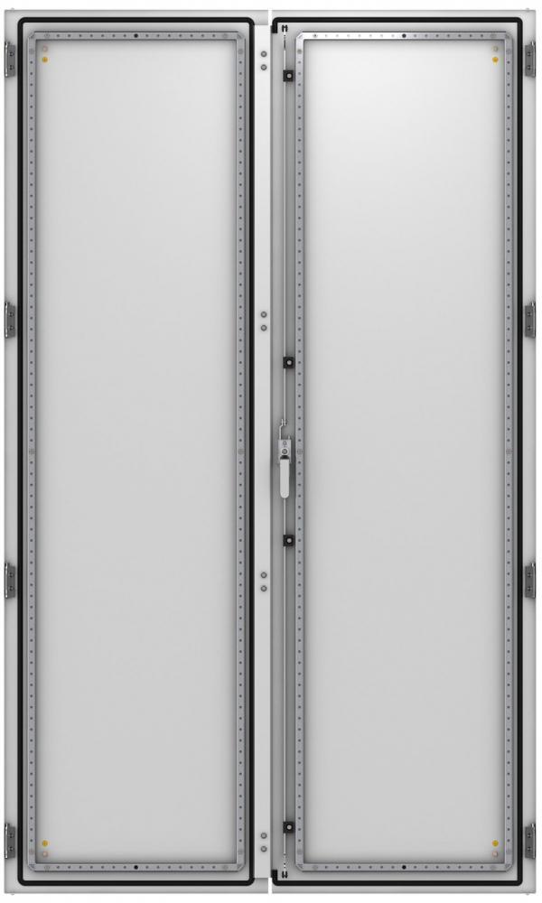 стальные двери с вентиляционными отверстиями