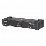 Переключатель KVM+Audio+USB 2.0 ATEN CS1782A-AT-G