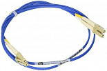 Патч-корд 15m Premier Flex LC/LC Multi-mode OM4 2 Fiber Cable	QK735A